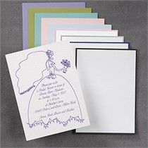 Bridal Shower Favors & Invitations