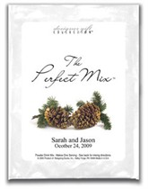 Cappuccino Wedding Favor - The Perfect Mix - Two Pine Cones