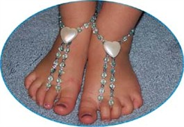 CHILDREN'S BAREFOOT SANDALS - 3 Designs