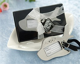 Luggage Tag <br> Wedding Favors