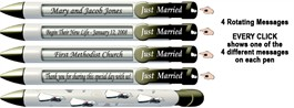 Personalized Pen Wedding Favors