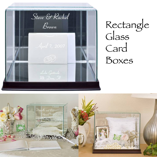 Rectangle Sweet 16 Money Card Holder